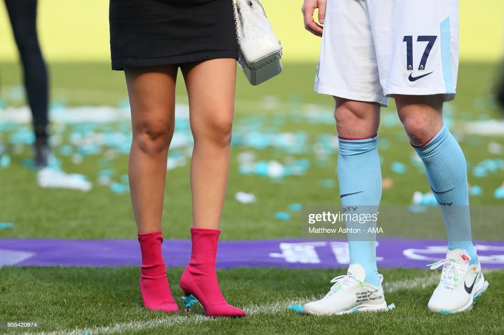 The Wife Of Kevin De Bruyne, Michele Lacroix And Kevin De