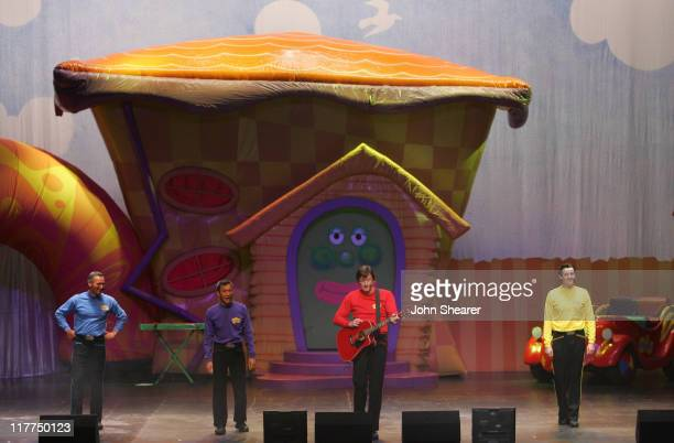 Wiggles Tour United States