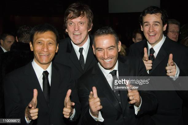 The Wiggles during The Penfolds American Australian Association Black Tie Gala Kicks Off G'Day Day NY Australia Week at Cipriani's Wall Street in New...
