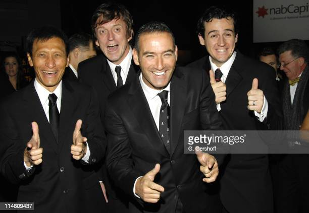 The Wiggles during The Penfolds American Australian Association Black Tie Gala to Kick Off G'Day Day NY Australian Appreciation Events January 19...
