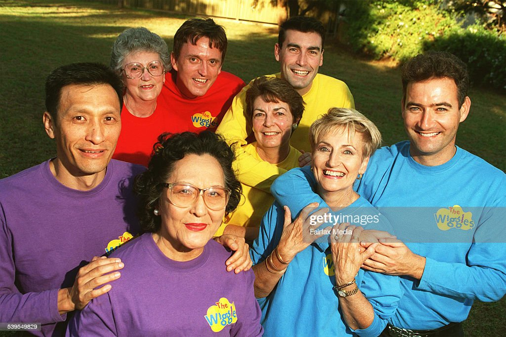 The Wiggles With Their Mums 31 March 1998 Shd Picture By