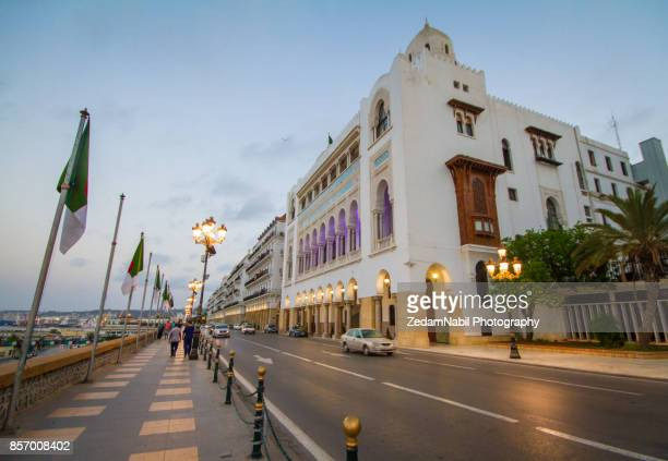 The Wilaya of Algiers, Algiers