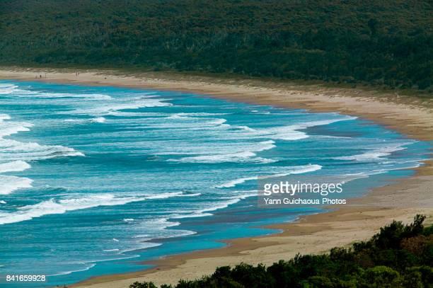 The wild coast at Gerroa, New South Wales, Australia