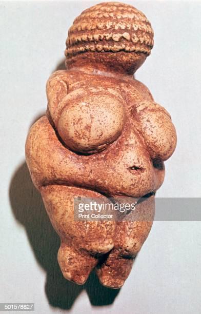 The Willendorf Venus from Austria 23rd century BC