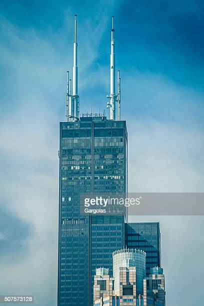 The Willis Tower, Chicago, Illinois