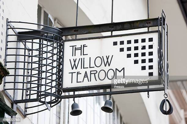 El Willow salón de té Lantern, Glasgow