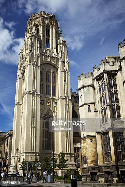 The Wills Memorial Building considered to be one of the last great Gothic buildings built in England It was built as a memorial to Henry Overton...