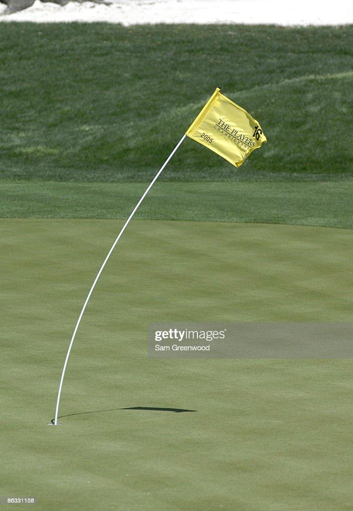 PGA TOUR - 2005 THE PLAYERS Championship - Third Round - March 28, 2005 : News Photo