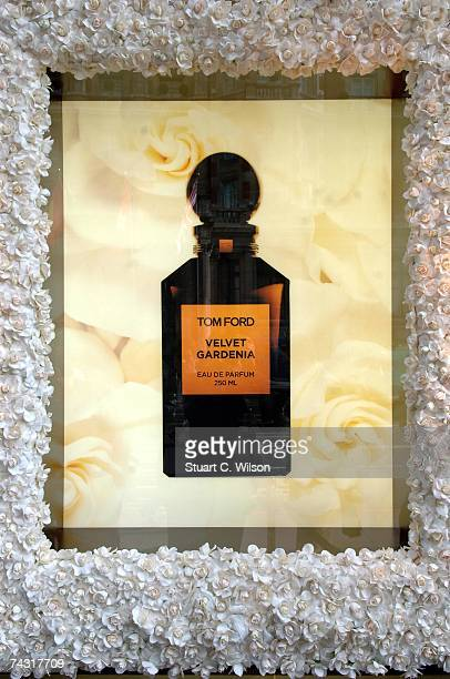 60 Top Tom Ford Launches His New Fragrance Collection At Harvey