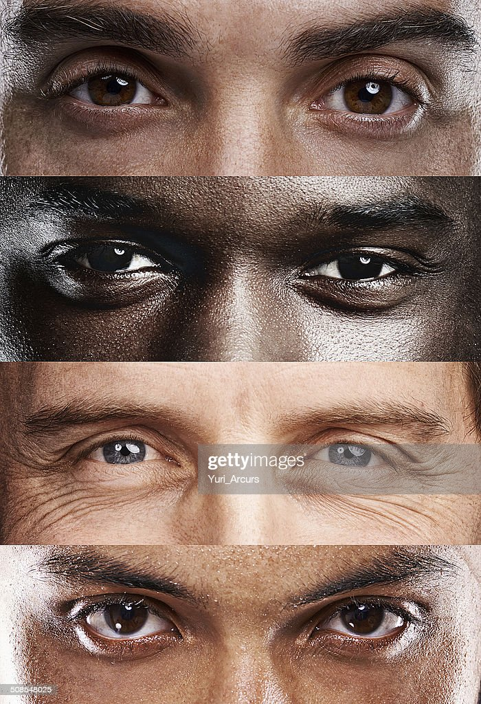 The windows to the soul, no matter where you're from! : Stock Photo