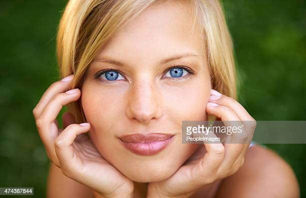 the windows to the soul - blue eyes stock pictures, royalty-free photos & images