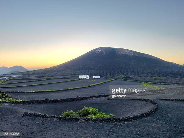 The Wine Valley of La Geria - Spain, Lanzarote