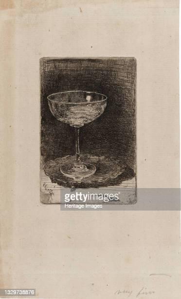 The Wine-Glass, 1858. Artist James Abbott McNeill Whistler.