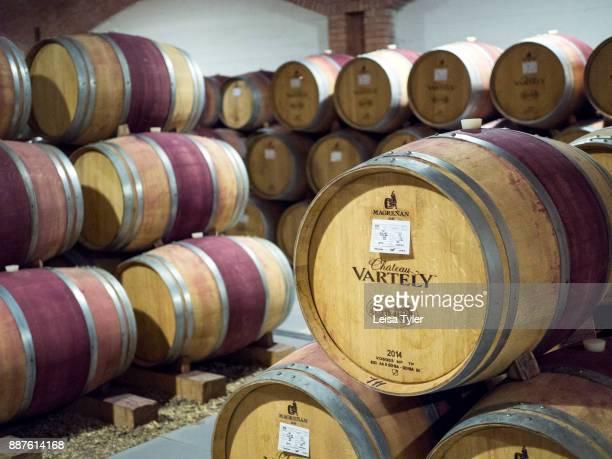 The winery at Vartely Moldova