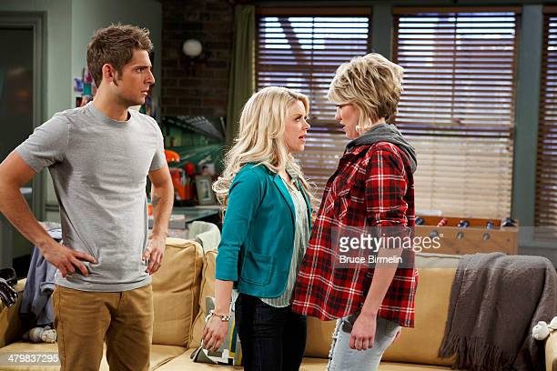 DADDY 'The Wingmom' Ben is seeing double when Bonnie plays matchmaker on an allnew episode of 'Baby Daddy' airing Wednesday April 2 at 830pm ET/PT on...