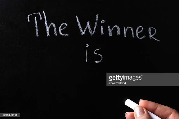 The Winner is ...