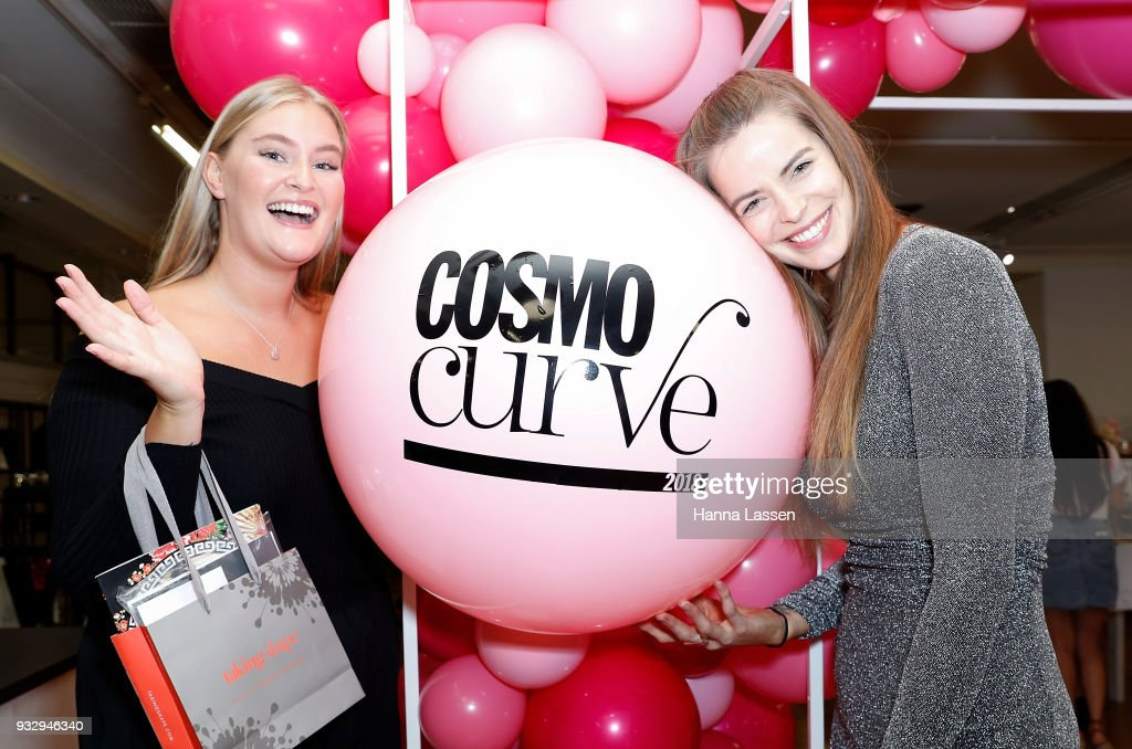 Cosmo Curve Casting With Robyn Lawley - Sydney