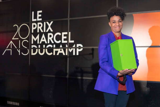 FRA: Marcel Duchamp Award Ceremony At Centre Pompidou
