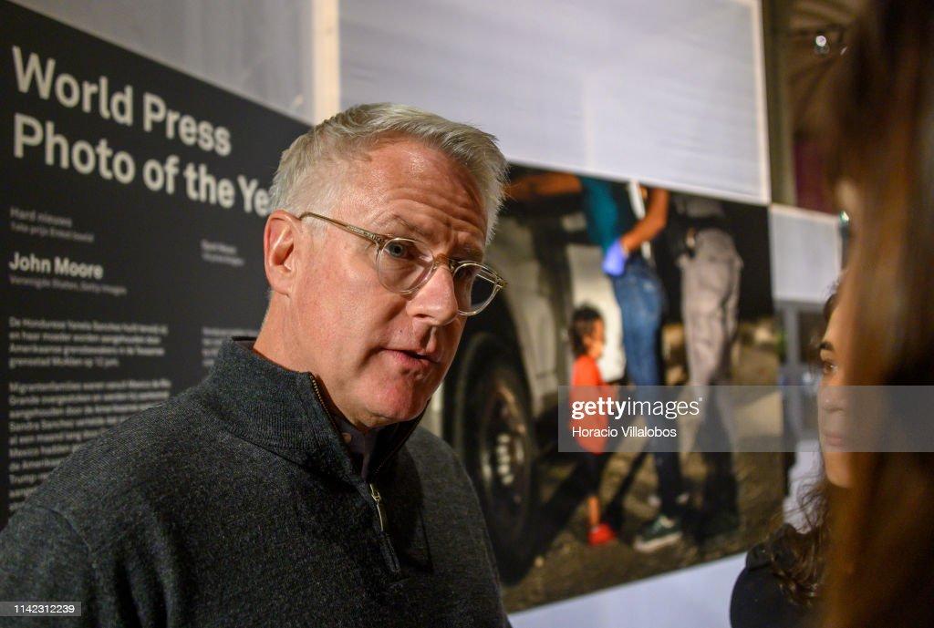John Moore wins the 2019 World Press Photo of the Year award : News Photo