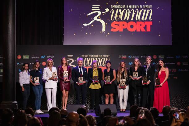 "ESP: ""Woman In Sport 2021"" Awards"