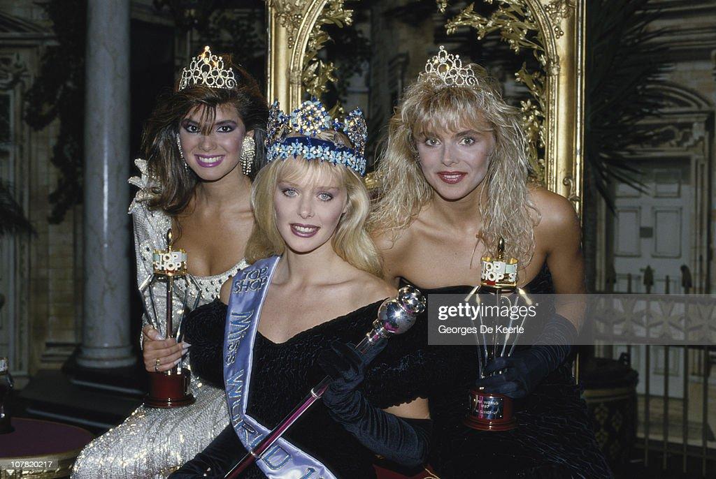 Miss World 1987 : News Photo