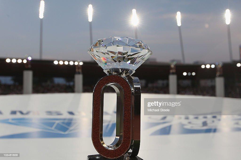 IAAF Diamond League : News Photo