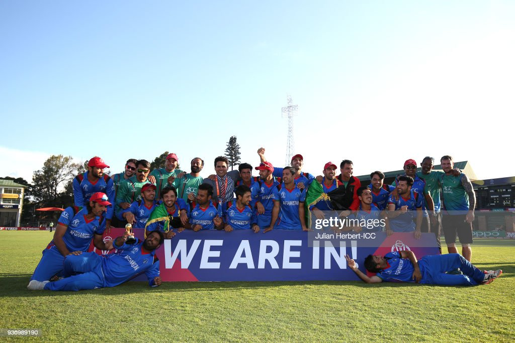 Ireland v Afghanistan - ICC Cricket World Cup Qualifier