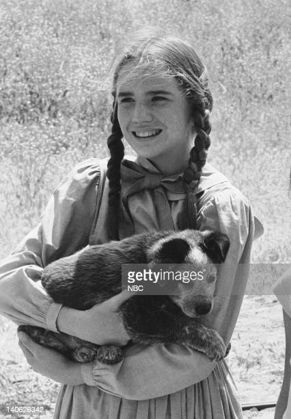 PRAIRIE The Winoka Warriors Episode 3 Aired 9/25/78 Pictured Melissa Gilbert as Laura Elizabeth Ingalls Photo by Ted Shepherd/NBCU Photo Bank