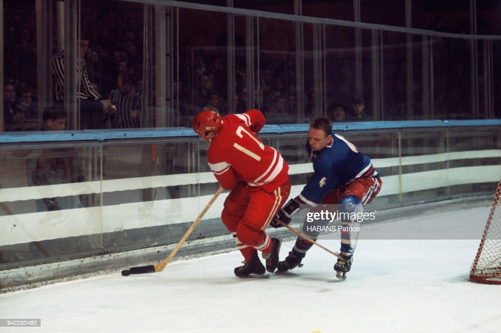 the winter olympics games in grenoble 1968 ice hockey the ussr