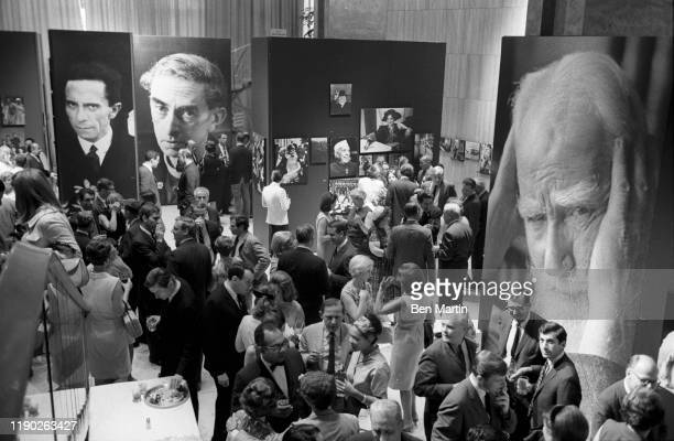 The 'Witness to our time' exhibition of work by Alfred Eisenstaedt , renowned German born American staff photographer for Life magazine, August 28th,...