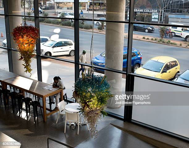 The Wits Art Museum is photographed for Madame Figaro on June 28 2016 in Johannesburg South Africa The museum is located in the downtown area and is...