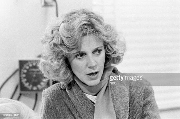 ST ELSEWHERE 'The Women' Episode 19 Pictured Blythe Danner as Paige Gerradeaux
