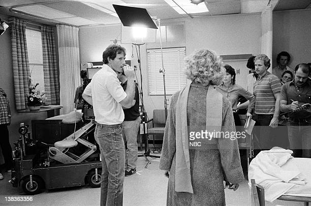 ST ELSEWHERE 'The Women' Episode 19 Pictured Bruce Paltrow Blythe Danner as Paige Gerradeaux