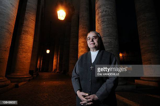The women of the Vatican Benedict XVI's eight women Sister Enrica Rosanna a 69yearold Italian is UnderSecretary of the Congregation for Institutes of...