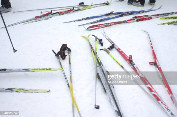 The Women's 15k classic as part of the Men's and Women's Skiing Championships held at Bohart Ranch Cross Country Ski Center in Bozeman MT Sean...
