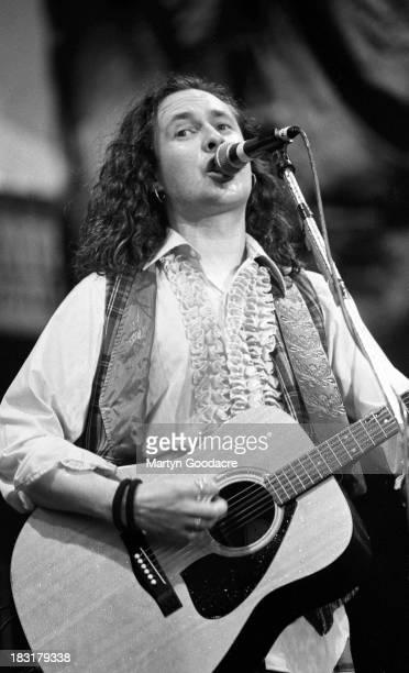 The Wonderstuff perform on stage at Bescot Stadium, Walsall , United Kingdom, 1991.