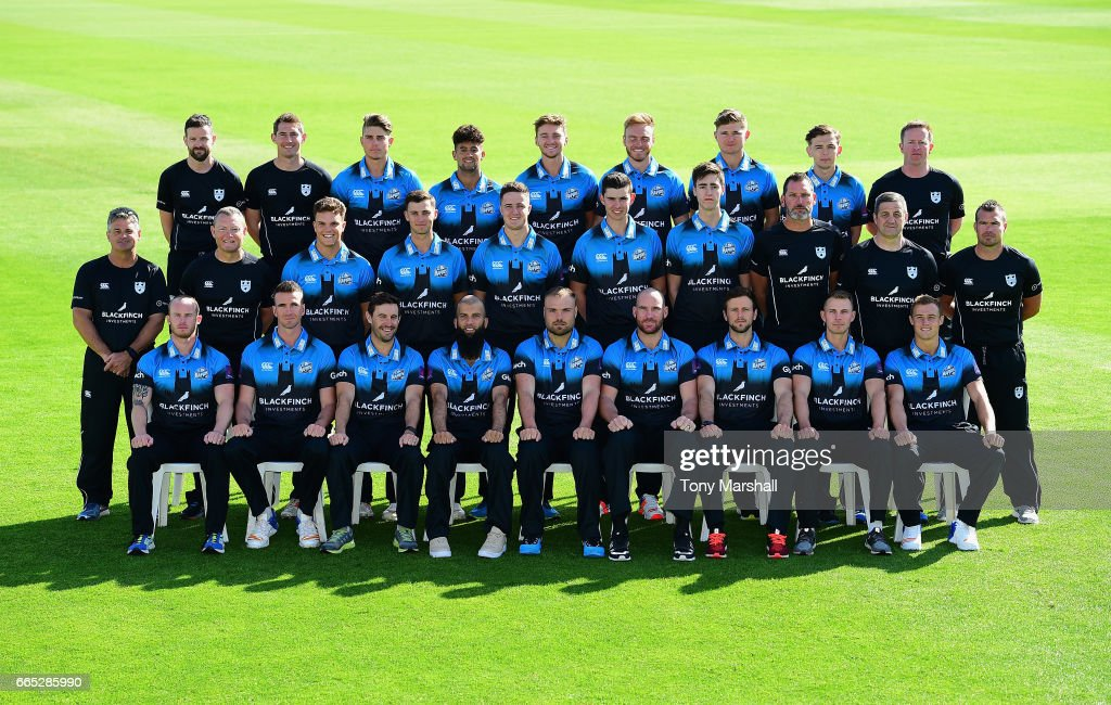 Worcestershire CCC Photocall : News Photo