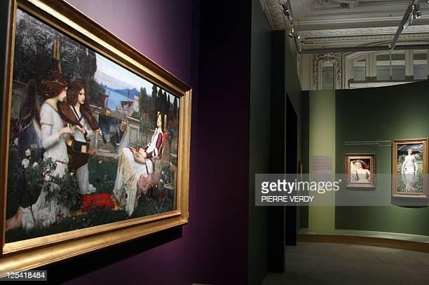 World S Best Oscar Wilde Exhibition In Paris Stock Pictures