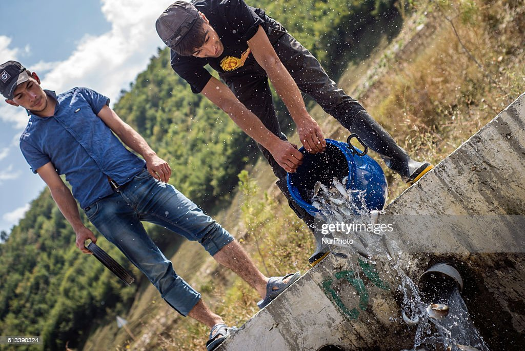 Daily life in Azerbaijan : News Photo