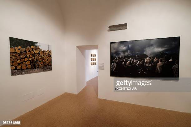 The works of the artists Liu Bolin and Matteo Basilè are show in the permanent exhibition of Garuzzo Institute for the Visual Art inside The...