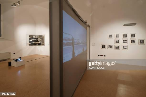 The works of the artists Viale Masbedo e Mastrolillo are show in the permanent exhibition of Garuzzo Institute for the Visual Art inside The...