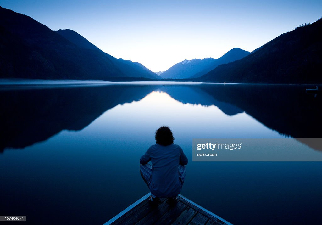 The World at Rest : Stock Photo