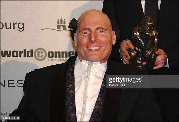 The World Awards 2003 Presented By Mikhail Gorbachev Go To International Personalities For Their Commitment To Make This World A Better Place In...