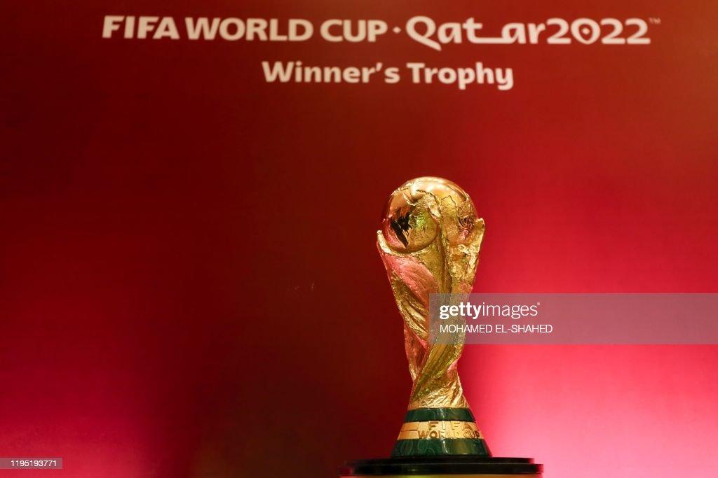 FBL-AFR-2022-CAF-DRAW : News Photo