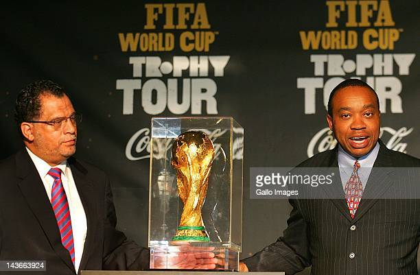 The World Cup trophy that will be handed over to the winners of the World Cup Soccer Tournament next year arrived in Cape Town on December 1 2009 and...