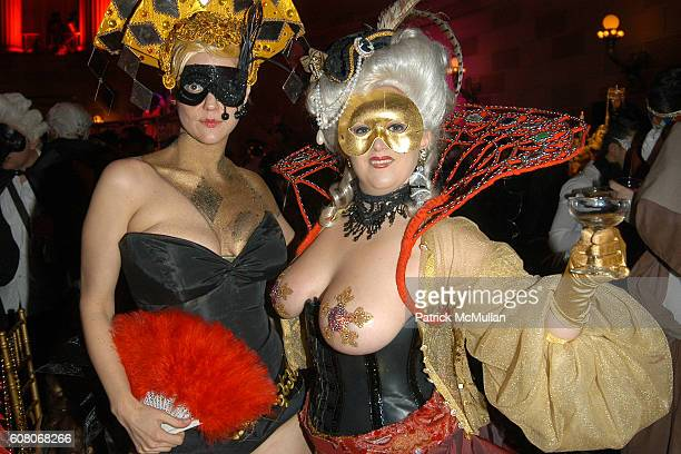 The World Famous Bob and Miss Dirty Martini attend MARC JACOBS 2006 Holiday Party at Gotham Hall on December 13 2006 in New York City