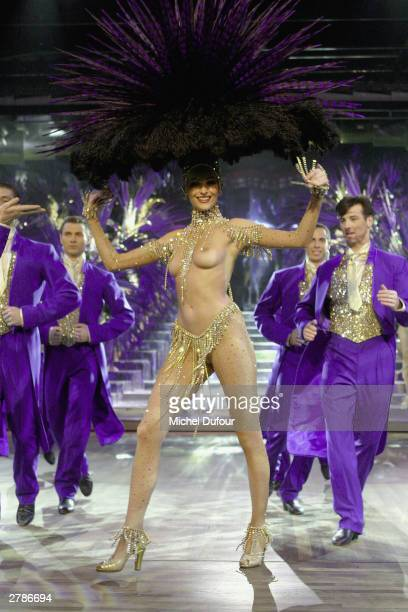 The world famous French cabaret The Lido has unveiled their first new revue for 8 years called Bonheur with Sabine Hettlich from Germany starring in...
