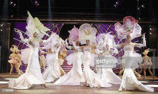 """The world famous French cabaret The Lido has unveiled their first new revue for 8 years called """"Bonheur"""" with Sabine Hettlich from Germany starring..."""