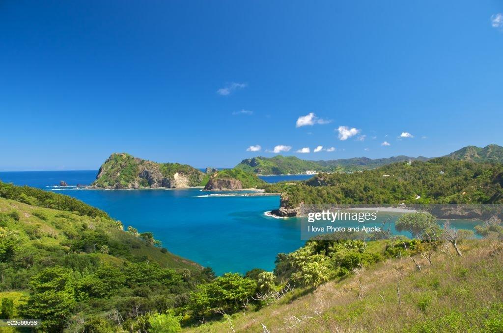 The world heritage Ogasawara Islands : ストックフォト