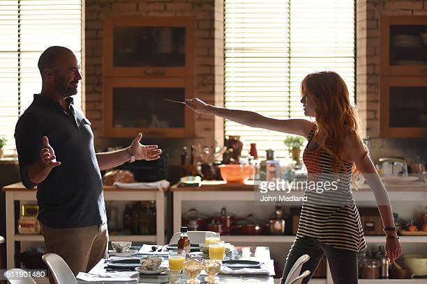 SHADOWHUNTERS The World Inverted Clary finds herself is a strange reality in This World Inverted an allnew episode of Shadowhunters airing TUESDAY...